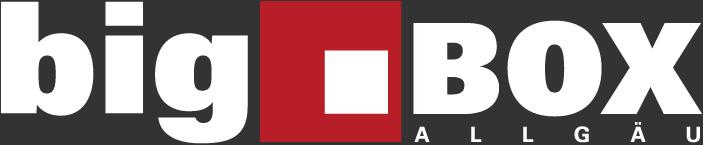Logo der bigBOX Allgäu/Kempten