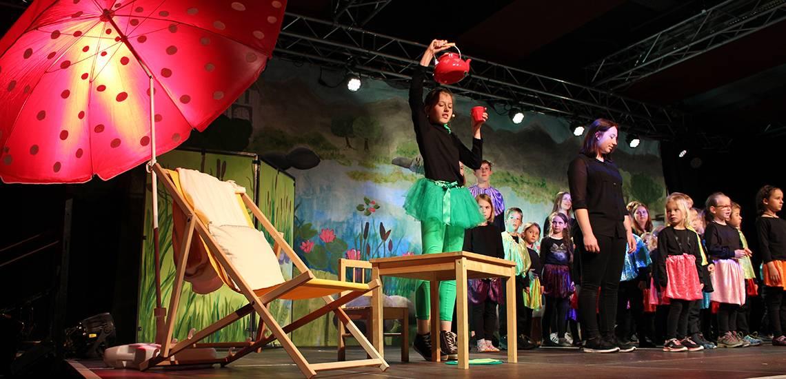 Weihnachtsfeier Zirkus.Fritzi Und Der Zirkus Am 31 05 2019 In Kempten In Der Bigbox Allgäu